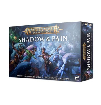 Vek Sigmar: Shadow & Pain Warhammer Sigmar