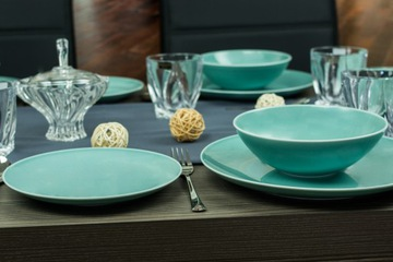 Lubiana Boss Maritime Dinnerware Set 18 EL