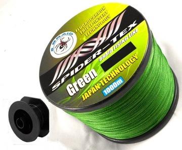 Pletené Spider Tex Green 0.16mm Osem tkáčov