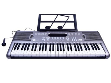 Veľká klávesnica USB MP3 Synthesizer 61 KLAV.
