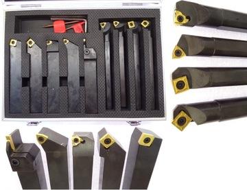 Vidlicové nože nastaviť 25x25mm 9 ks