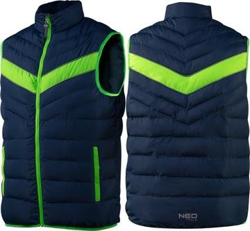 Neo. DOWNHOPING NEON XL Pracovná vesta