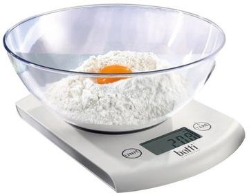 ELEKTRONICKÁ VÁHY NA KUCHYNIU S MISKOU 5kg BOTTI 860