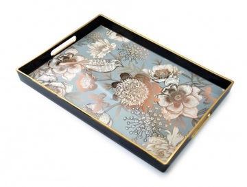 Dekoratívne zásobník - kvetinový stojan - 40x26cm