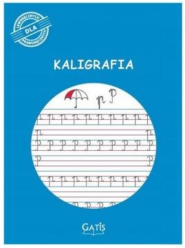 Notebook A4 pre kaligrafiu 16k Gatis