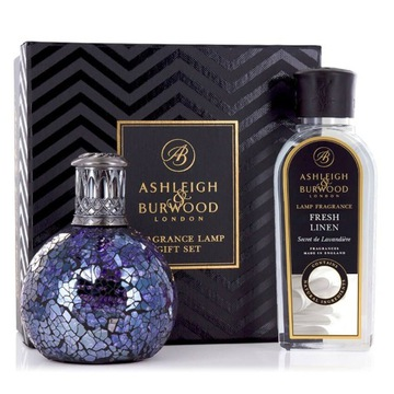 Ashleigh Lamp Gift Set All because Liquid