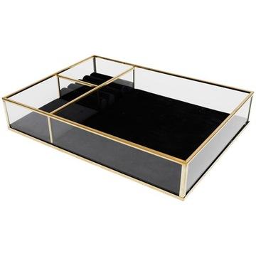 Black Casket pre zlaté zlaté šperky