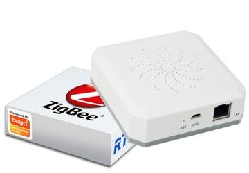 Centrálna riadiaca jednotka ZigBee 3.0 TUYA Smart Life LAN brána