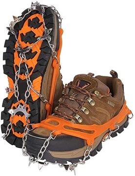 Preteky na topánky 12 zubov R.44-48 Veľkosť XL