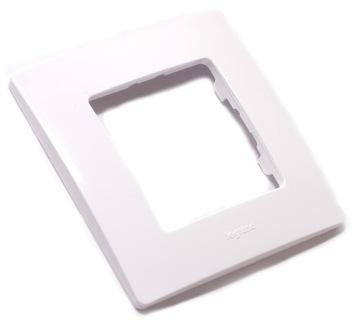 Samostatný biely rám Legrand Niloe 665001
