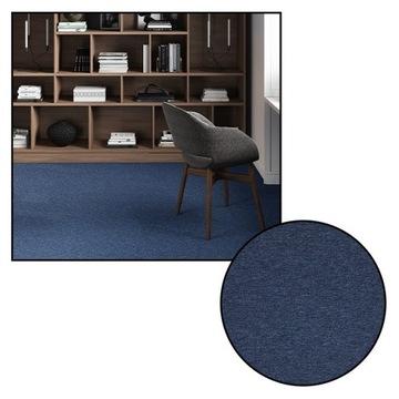 Koberec Priemyselný modrý koberec - ATHERSKO