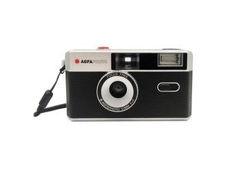 Agfafoto Reuspable Photo Camera Black