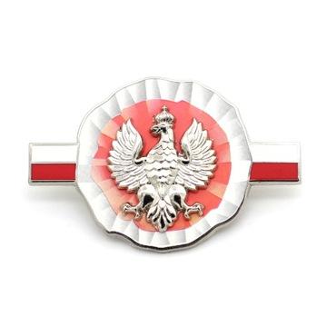 WPINKA COTYLION PIN. Poľský národný luk
