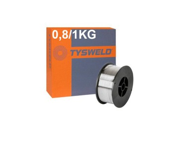 Self-pól zvárací drôt 0.8 1KG TYSWELD