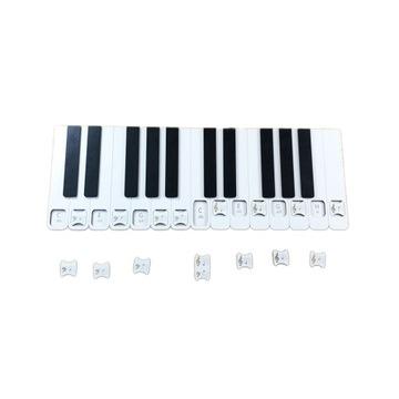 Didaktická pomoc drevené klavír Colorado