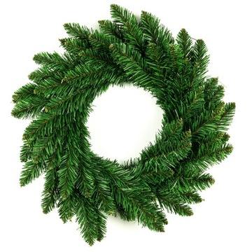 Vianočná dekorácia dverí YourHomeStory