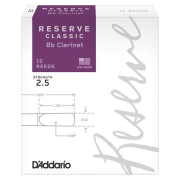 Reserve Classik Daddario Residens Klarnet 2.5