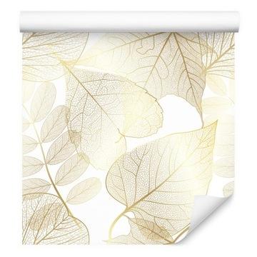 Tapety do spálne jesenné lístie rastliny vzory