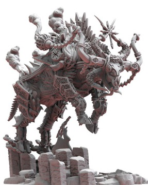 Magmhôrin Devastator - stratené kráľovstvo