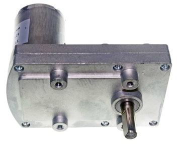 Motor s 12V DC prevodovky, 2,8br / min, 60kg.cm