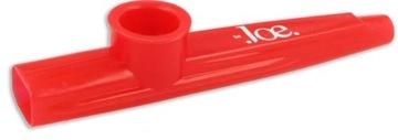 Byť joe kazoo plastové červené