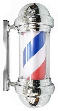 PLAPE PLAVA BARBER SIVER SILVER LAMP 60cm