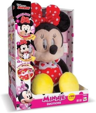 Hračky IMC - Disney - Interaktívne emócie Minnie