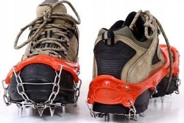 Topánky pre topánky Reťaze Nepliciálne Spikes R.38-44