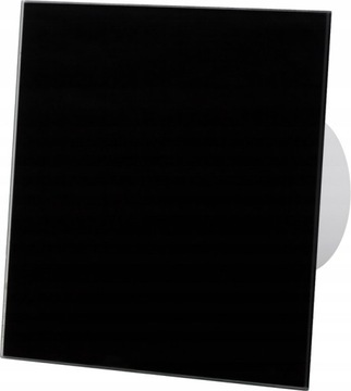 Kúpeľňa Ventilátor 100 Silent Glass Hygrostat