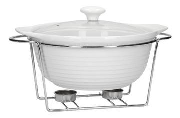 Tepelne odolná nádoba so vázou polievky 2.4 l