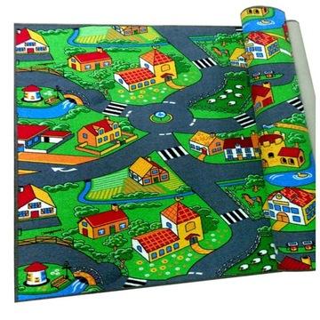 Koberec koberec rohož pre deti. Výber vzorov