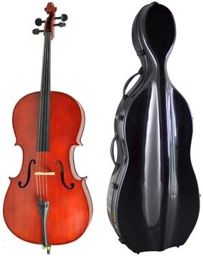 Cello Drevené Hessler 4/4 +