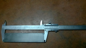 Becker Picchio 901330 Graphite Blades, WN124-034