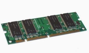 Pamäť 256 MB LJ 4250 4345 5200 9050 ... Q7719