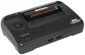 Sega Master System II Kit Consola Pekná hra