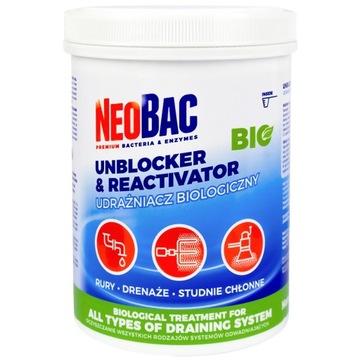 NEOBAC Bio Drainer na odvodnenie absorpčných jamiek 1 kg
