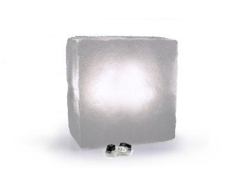 Dlažobné svietidlo Akropol 14x14 Cold LED