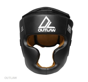 Outlaw Head Protector Kevlar 600000-BK / L