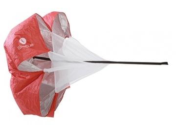 Sveltus upevňovací zastavenie 100 cm červená