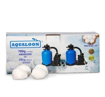 AQUALOON Filtračné gule 700g namiesto piesku