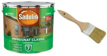 Sadolin Classic- impregnate, farby, 9L + kefa