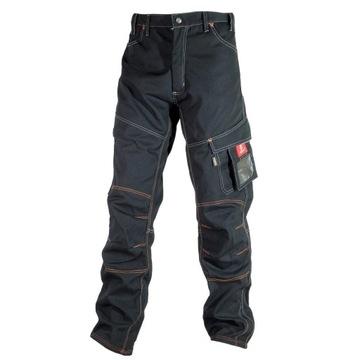 Silné pracovné nohavice 260g BHP ROZ.48
