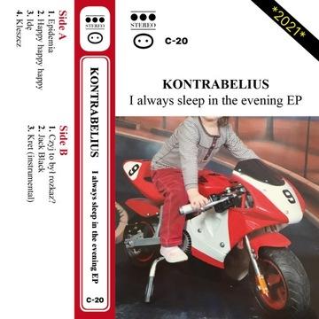 Kazeta Contrasbelias a vždy spať