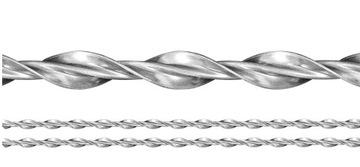 Spiral pásomnica Makani na opravu 8 mm x 1m