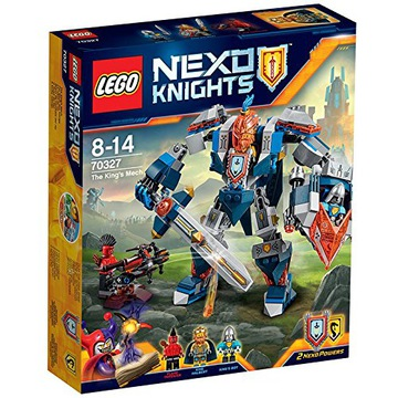 Lego 70327 Nexo Knights Royal Mech