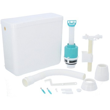 Cistern Flower WC Rinse Rinse M-99 Set