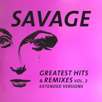 Savage - najväčšie hity a remixy vol. 2 lp 12 '