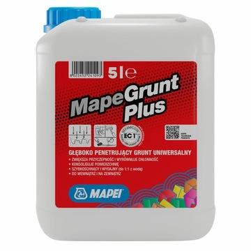 MAPEI MapeGrunt PLUS hlboko penetračný základný náter 5L