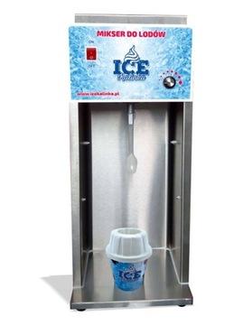 MIXER ICE CREAM STRAIGHT Nastaviteľná rýchlosť
