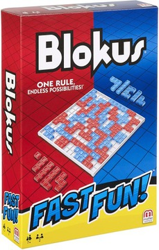 Hra Blokus Rýchle puzzle hra FMW25 Mattel